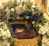 Всенощное бдение накануне Рождества Христова в Никольском кафедральном соборе г.Ардатова