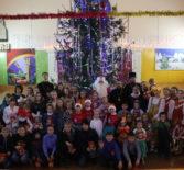 В Тургеневском ДК Ардатовского района прошла епархиальная Рождественская ёлка