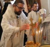 Крещенский сочельник в Никольском кафедральном соборе г.Ардатова