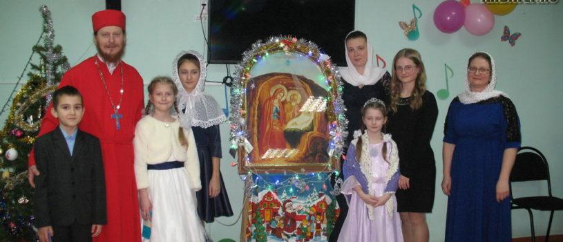 В Тургеневской музыкальной школе Ардатовского района прошло Рождественское музыкальное представление