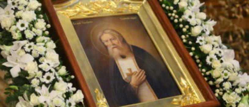 Сонм Архипастырей совершили Всенощное бдение в Свято-Троицком Серафимо-Дивеевском женском монастыре