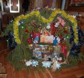 В Свято-Введенской церкви с.Лобаски 1-го церковного округа Атяшевского благочиния прошла Рождественская ёлка