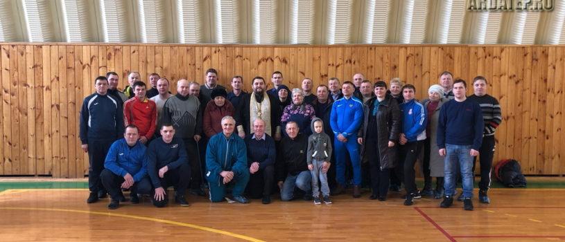 В Дубенках прошло традиционное мероприятие ,,Турнир памяти друзей'', посвящённое погибшим воинам в локальных боевых действиях