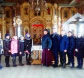 Экскурсия в храм Архистратига Михаила с. Большое Игнатово