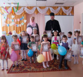 Сретение Господне в Большеигнатовском детском саду «Малыш»