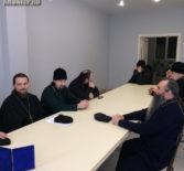 В епархиальном управлении Ардатовской епархии прошло собрание духовенства Ардатовского благочиния