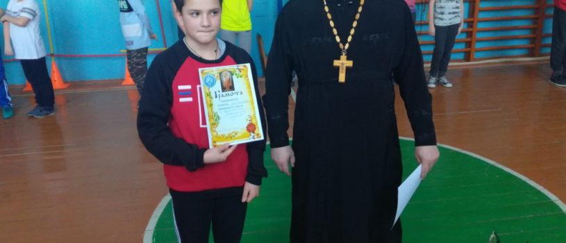 В Комсомольской СОШ №1 Чамзинского района прошла школьная спартакиада «Сретенский богатырский турнир»