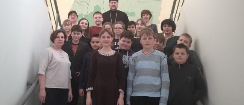 День  православной книги в Большеигнатовской детской библиотеке