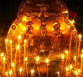 В Субботу 3-й седмицы Великого поста, Архипастырь совершил Божественную литургию святителя Иоанна Златоустого в Никольском кафедральном соборе г.Ардатова