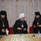 В актовом зале паломнического центра при Иоанно-Богословском Макаровском монастыре г.Саранска прошло заседание Архиерейского Совета Мордовской митрополии в расширенном составе