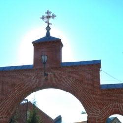 Архипастырь молился за уставным великопостным богослужением в Никольском кафедральном соборе г.Ардатова