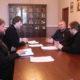 Преосвященнейший Вениамин, епископ Ардатовский и Атяшевский провел рабочую встречу с Главой Ардатовского муниципального района А.Н.Антиповым