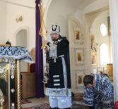 Уставное богослужение Великой Среды Страстной седмицы Великого поста