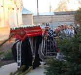 Утреняс чином погребения Плащаницы в Никольском кафедральном соборе г.Ардатова
