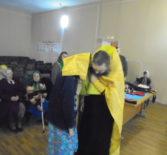 Духовное окормление Большеберезниковского дома для престарелых