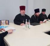 Архипастырь провел рабочее совещание с благочинными всех церковных округов Ардатовской епархии и руководителями профильных епархиальных отделов