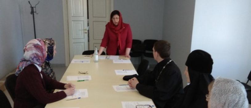 Обучающий семинар для книгораспространителей Ардатовской епархии