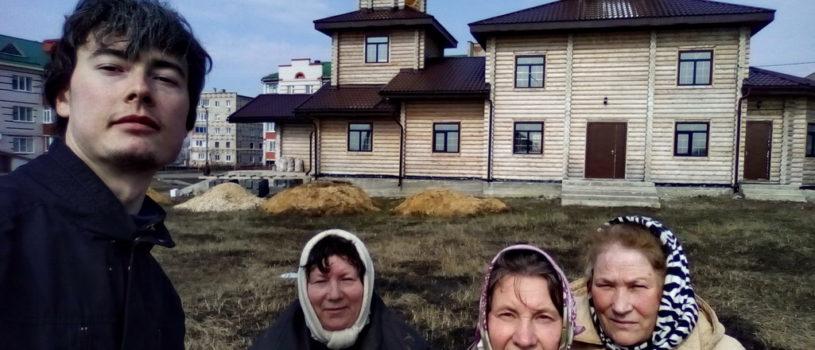 Экологическое мероприятие в храме Новомученников и Исповедников Российских г.Ардатова