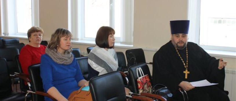 В Дубёнской Администрации состоялась очередная комиссия по планированию семьи, материнства и детства