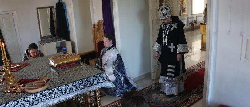 Четверг 5-й седмицы Великого поста, «Мариино стояние»