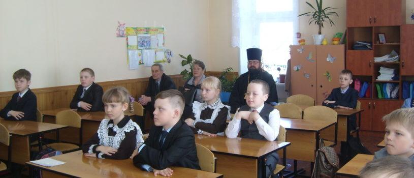 В МБОУ «Лицей №1» р.п.Чамзинка состоялась торжественная церемония открытияпарты Героя
