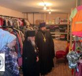 Председатель Синодального отдела по социальному служению и церковной благотворительности посетил Чамзинское благочиние