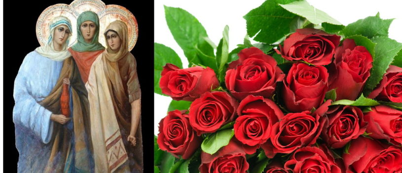 Архипастырь с амвона Поводимовского прихода поздравил всех жен-мироносиц Ардатовской епархии с Днем православной женщины!
