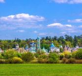 Паломники Ардатовской епархии посетили Введенский ставропигиальный мужской монастырь (Оптину Пустынь)