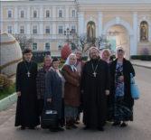Паломничество верующих Большеигнатовского благочиния в Серафимо-Дивеевский монастырь
