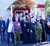 Председатель Синодального отдела по социальному служению и церковной благотворительности в продолжении рабочего визита по Ардатовской епархии посетил Ардатовский психоневрологический дом-интернат