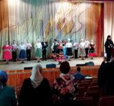 В ДК «Цементник» п.Комсомольский Чамзинского района прошел Пасхальный концерт, в рамках просветительского проекта «Бог есть любовь!»
