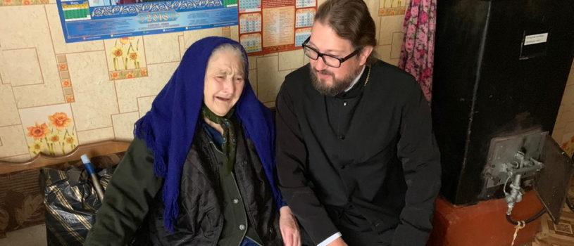 Духовное окормление пожилой паствы является одной из приоритеных задач Ардатовской епархии