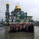 Архипастырь совместно с группой паломников Ардатовской епархии совершает паломническую поездку по святым местам золотого кольца ентральной России
