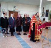 В день памяти иконы Божией Матери «Неупиваемая чаша» руководитель отдела по трезвости совершил праздничное богослужение