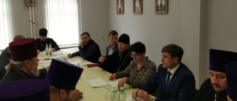 Расширенное заседание Общественного Совета по развитию православной культуры Ардатовской епархии