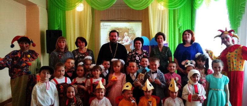 В детском саду «Теремок» г.Ардатова прошел пасхальный утренник