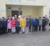 Пасхальные игры с учащимися начальных классов Дубёнской СОШ