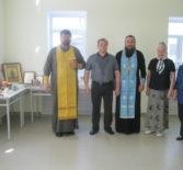 В Большеберезниковском психоневрологическом интернате стараниями меценатов оборудовали молебную комнату