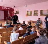 В Отрадненской СОШ Чамзинского района прошло Пасхальное мероприятие