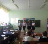 Воспитанницы детской православной студии «Пчелки» БольшеигнатовскойСОШ отметили День жен-мироносиц