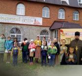 Завершилсяеще один учебный год в Чамзинской воскресной школе «Солнечный лучик»