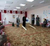 В Баевском детском саду «Солнышко» прошел Пасхальный утренник