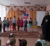 Игнатовская земля продолжает ликовать: воспитанники детского сада «Малыш» радуют окружающих и самих себя участием в Пасхальных торжествах