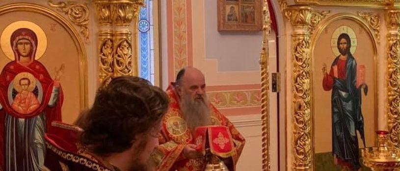 Архипастырь поздравил митрополита Санкт-Петербургского и Ладожского Варсонофия с 64-летием. Многая и благая лета дорогому Владыке Варсонофию!