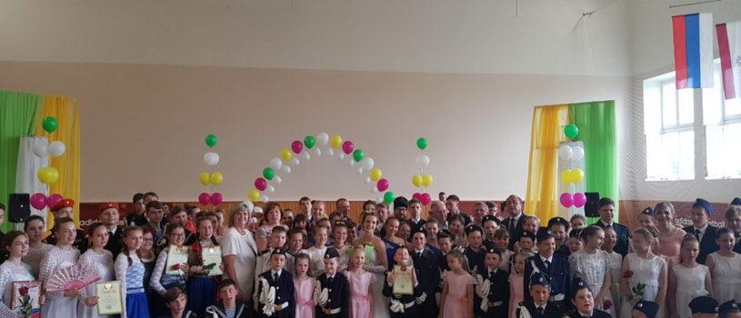 В Ардатове прошел ежегодный Х Республиканский кадетский бал, приуроченный к Дню защиты детей