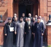 Собрание духовенства  Чамзинского и Большеберезниковского благочиния