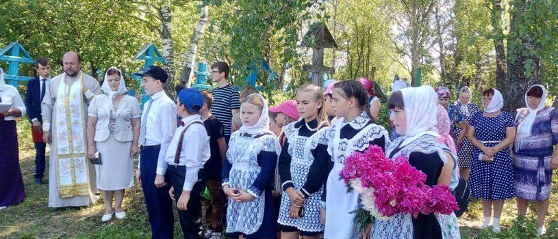 В селе Кочкурово Дубенского района прошло торжественное мероприятие в преддверии Дня памяти и скорби