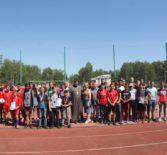 Чамзинское благочиние организовало Пасхальный турнир по футболу для учащихся Чамзинского районаивоспитанников Ардатовскогодетского дома-школы