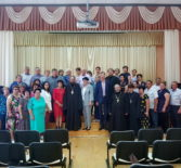 Расширенное заседание Общественного Совета по развитию православной культуры в Большеигнатовском районе