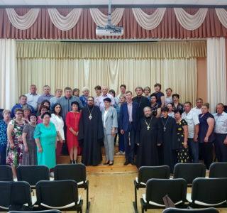 Расширенное заседание Общественного Совета при МВД РМ